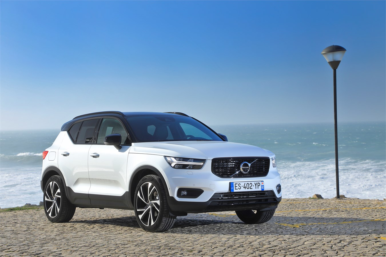 Volvo XC40 Lisbonne