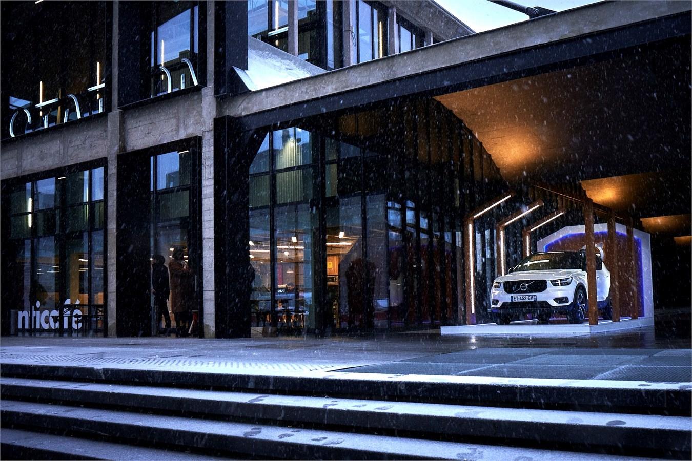Premier Hackathon Volvo Car France chez Station F 6 & 7 février 2018