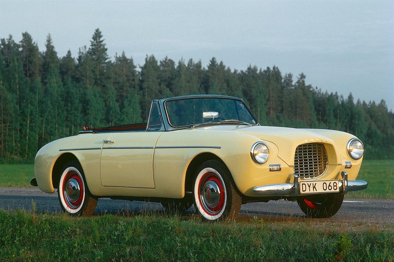 Volvo Sport P1900
