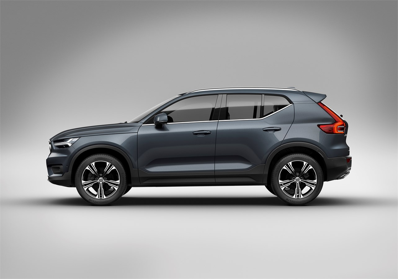 new volvo xc40 exterior volvo car group global media newsroom. Black Bedroom Furniture Sets. Home Design Ideas