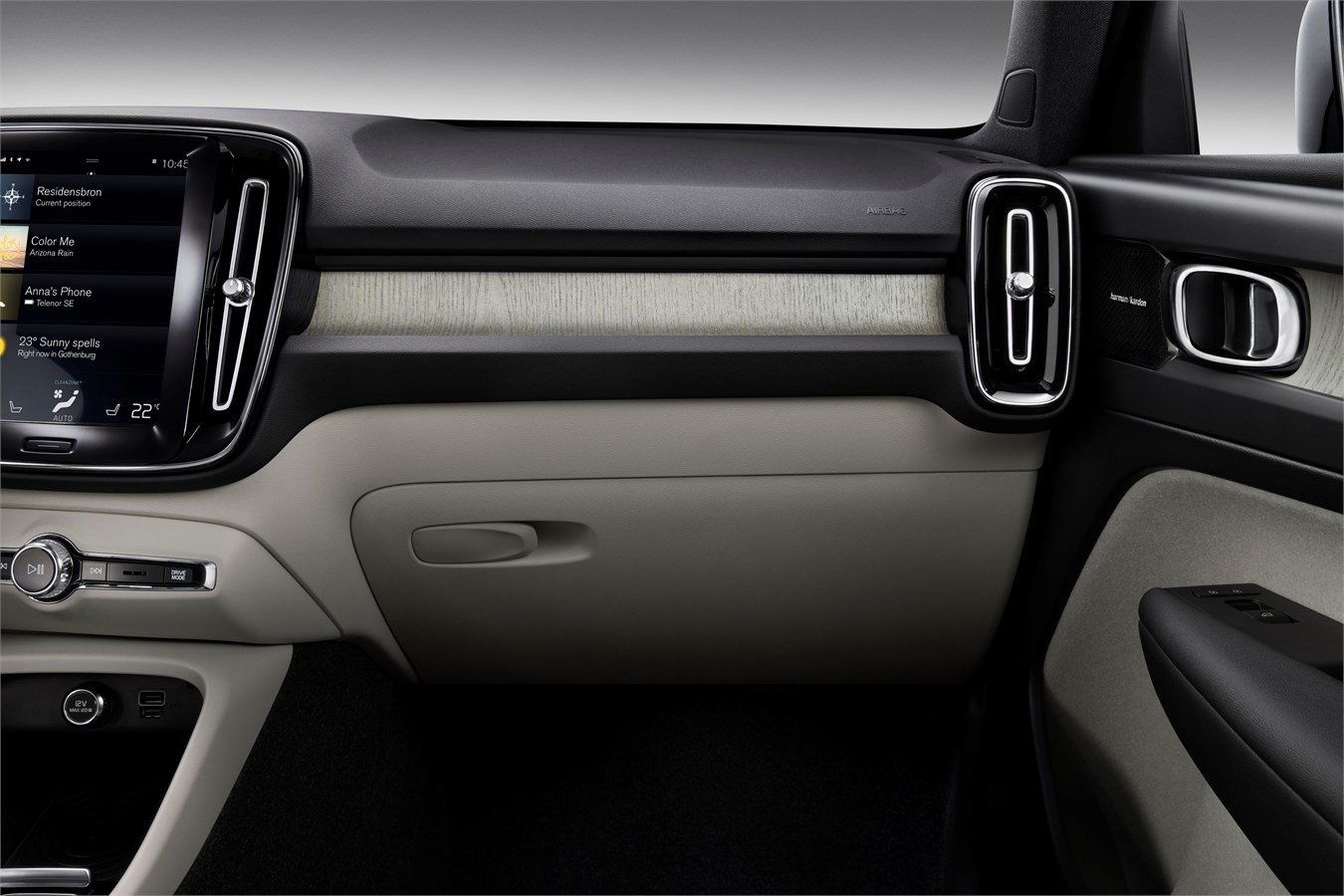 New Volvo XC40 Inscription - interior - Volvo Car Group Global Media Newsroom