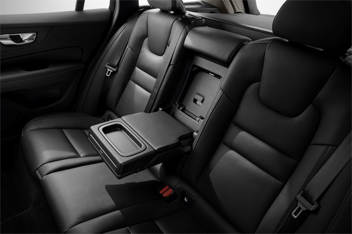 New Volvo V60 interior - Volvo Car Group Global Media Newsroom