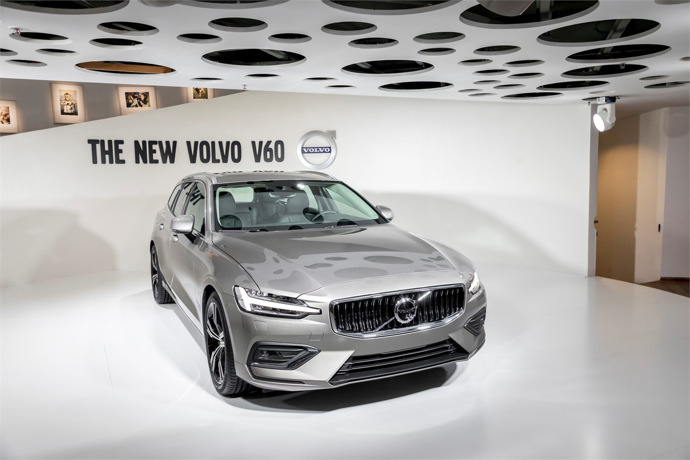 V60 Reveal - Stockholm - février 2018 - T6 - Photos@Ace Team pour Volvo Car France