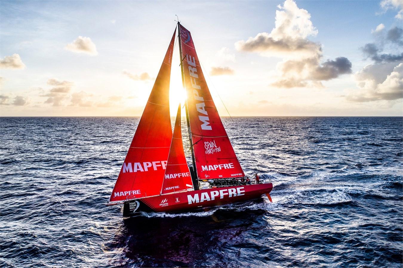 Volvo Ocean Race - Etape 6 - Hong Kong-Auckland