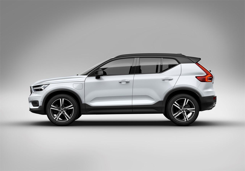 New Volvo Xc40 T5 Plug In Hybrid