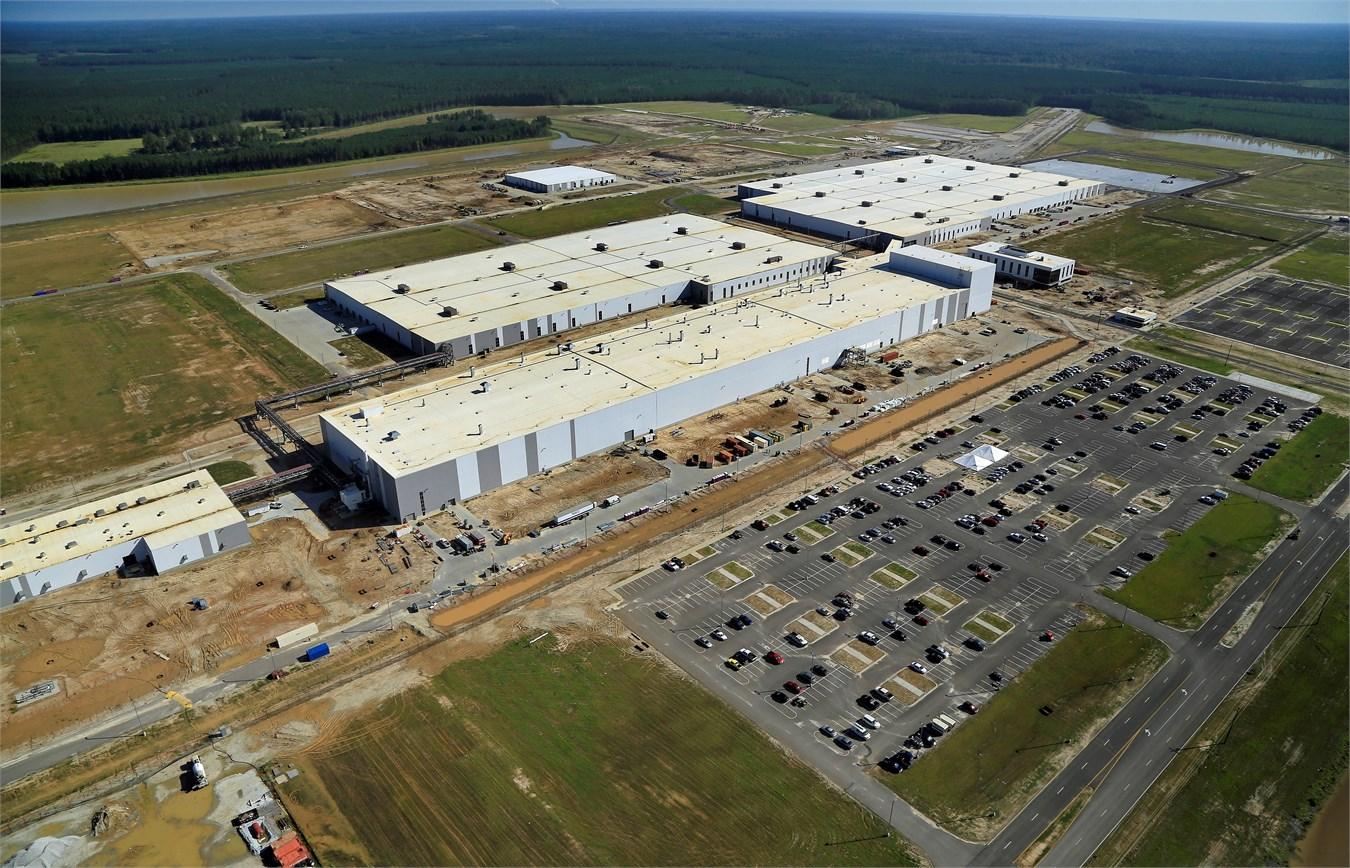 Volvo Werk In South Carolina Volvo Car Austria Pressezentrum