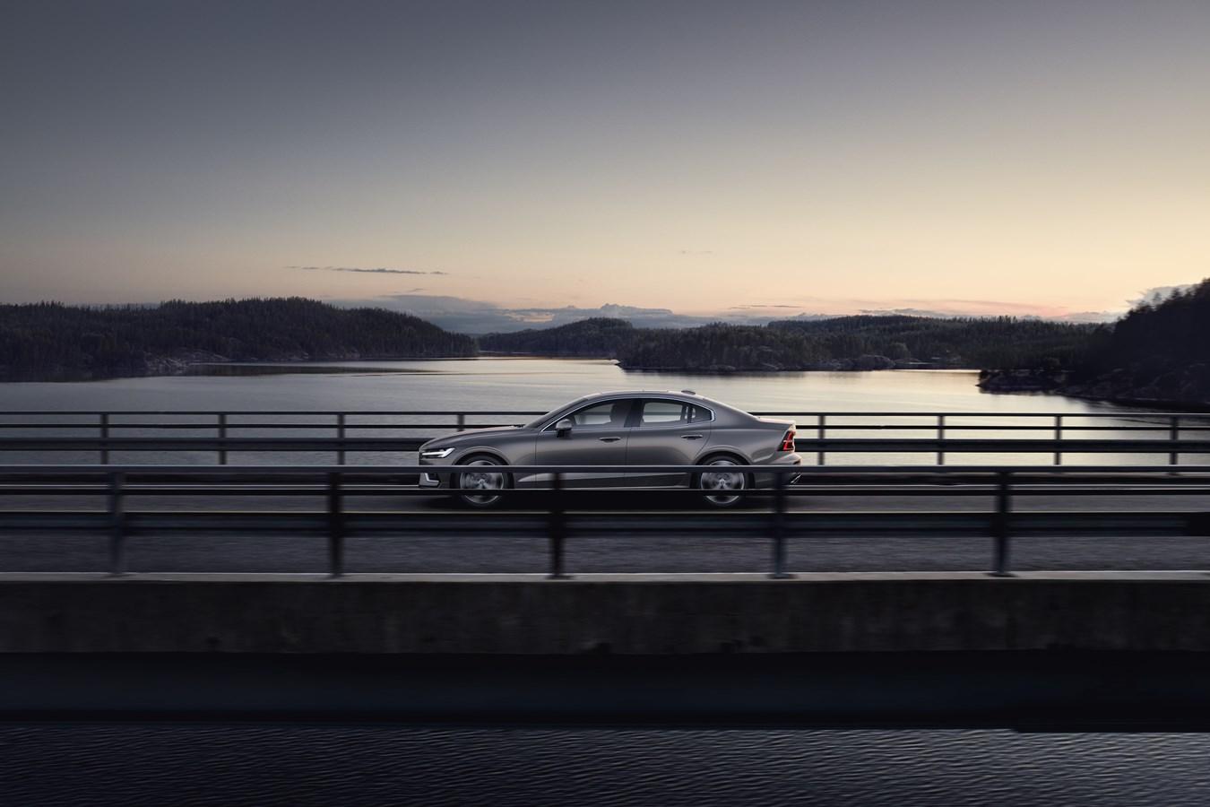 New Volvo S60 Inscription exterior