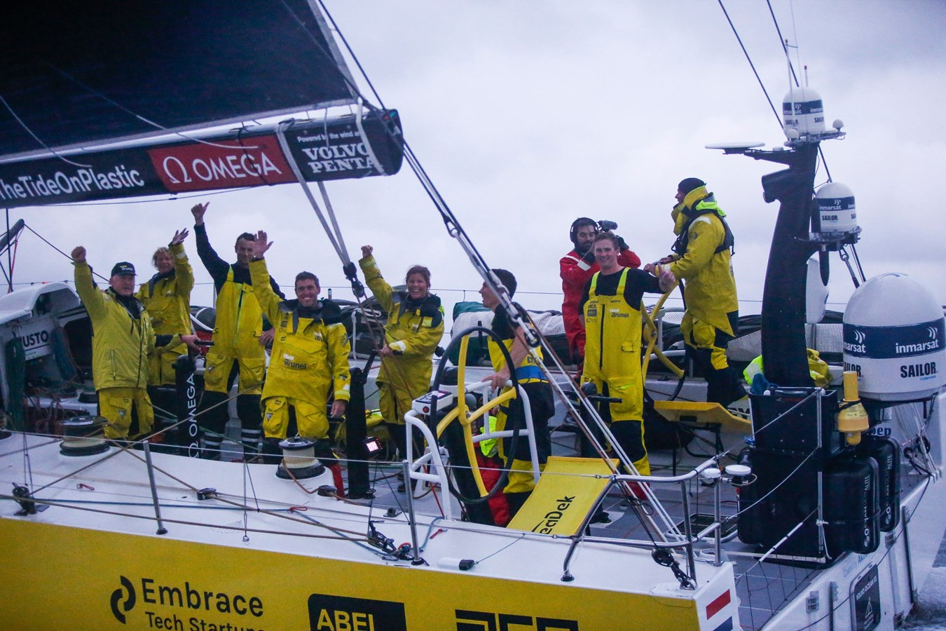 Volvo Ocean Race - Leg 10 - Cardiff-Göteborg