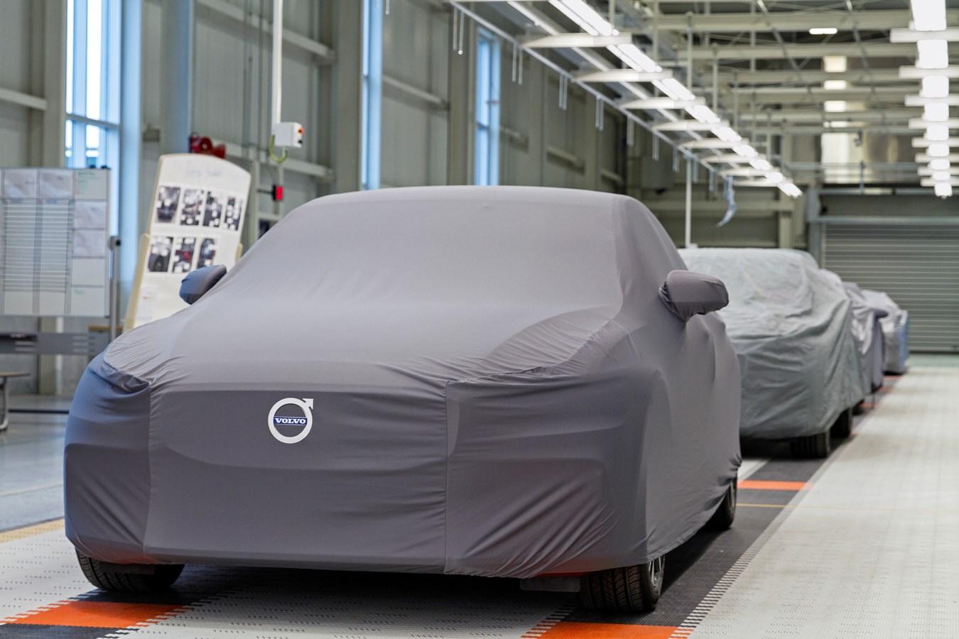 Volvo S New Manufacturing Plant In South Carolina Usa Volvo Car Austria Pressezentrum