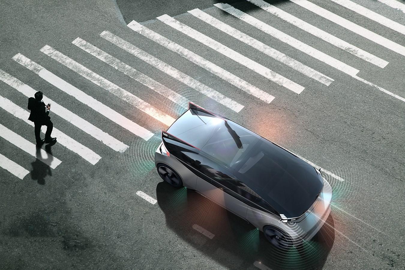 На фото: Volvo 360c