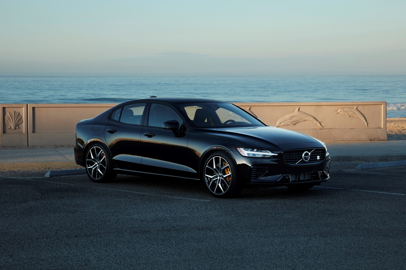 Volvo S60 Polestar >> New Volvo S60 Polestar Engineered Exterior Volvo Cars