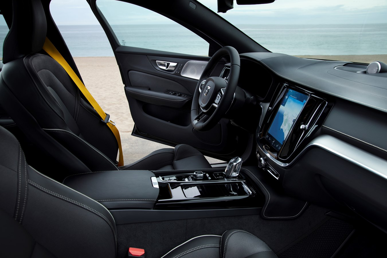 Volvo S60 Polestar >> New Volvo S60 Polestar Engineered Interior Volvo Cars