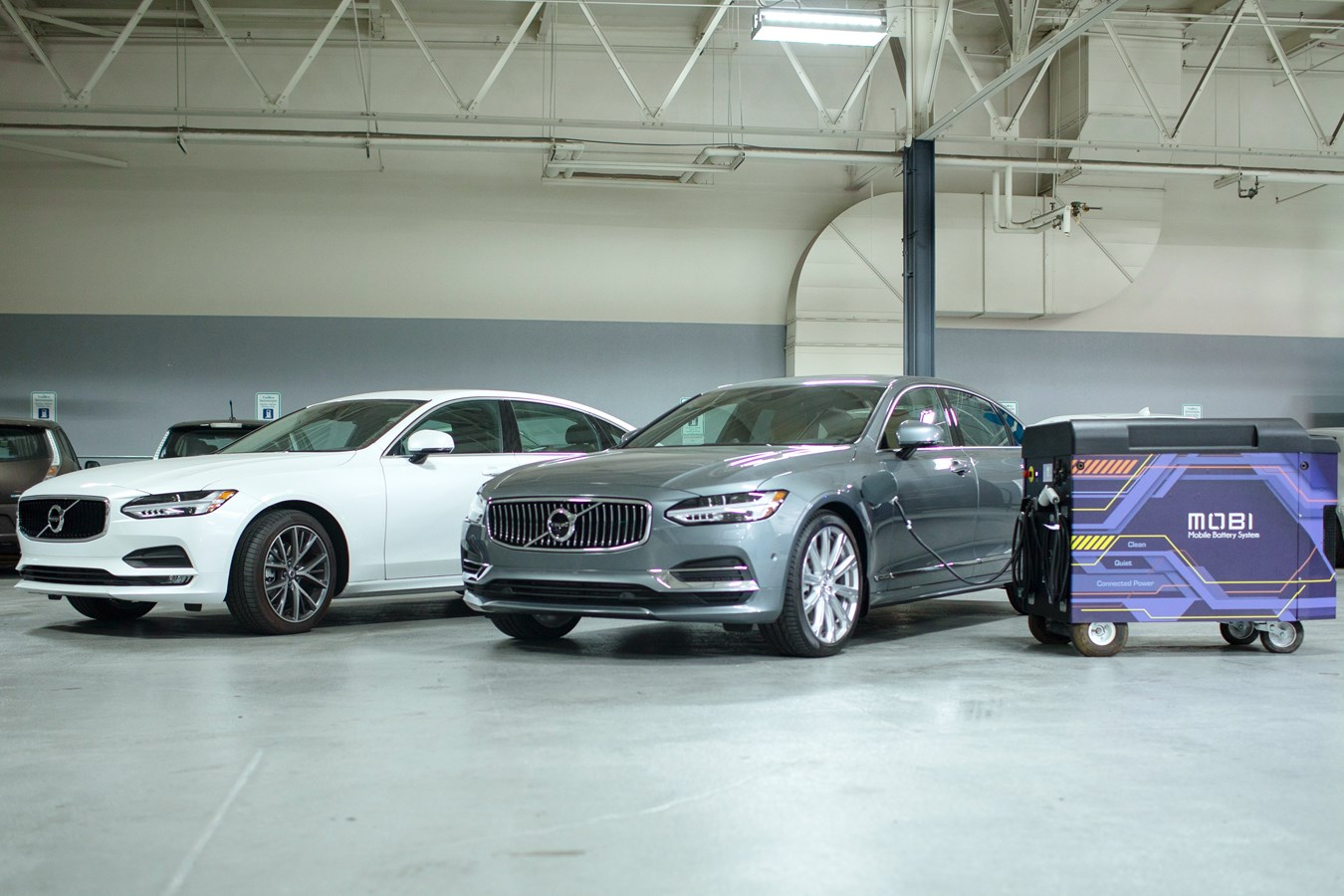 Volvo Cars Tech Fund investiert in E-Ladeunternehmen FreeWire