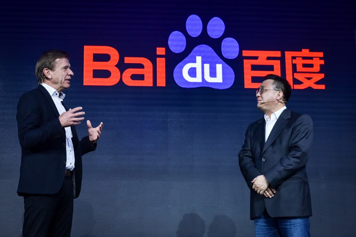 Volvo Cars and Baidu join forces to develop and manufacture autonomous driving cars