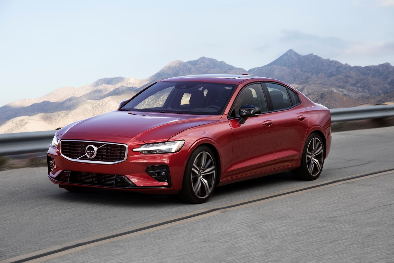 2020 Volvo S60 R Redesign