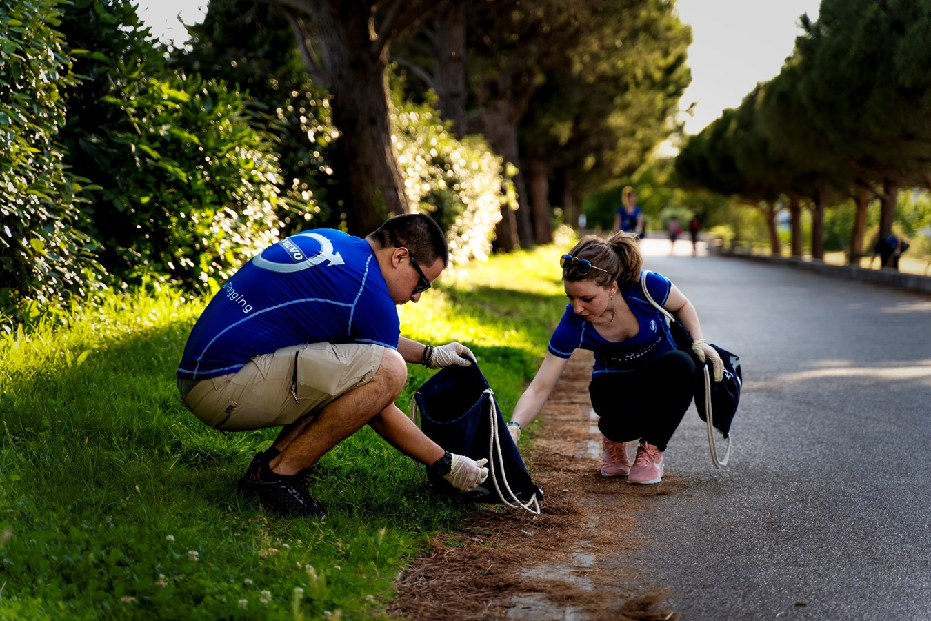 Volvo Cars Plogging - Marseille  @tom4fr