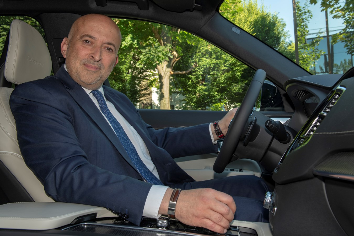 Christophe DUCHATELLE, Directeur Commercial de Volvo Car France