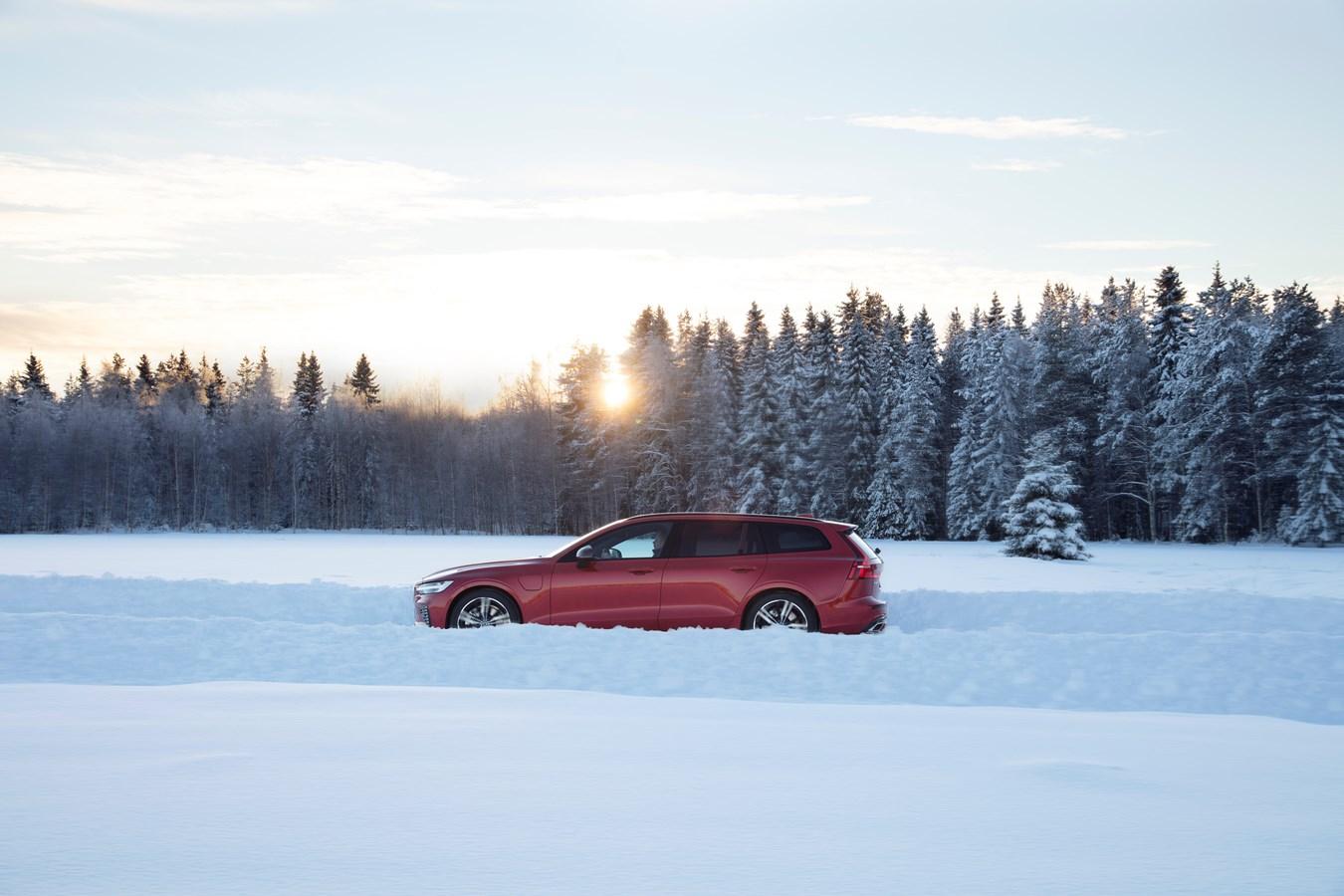 Volvo V60 2020 rijtest
