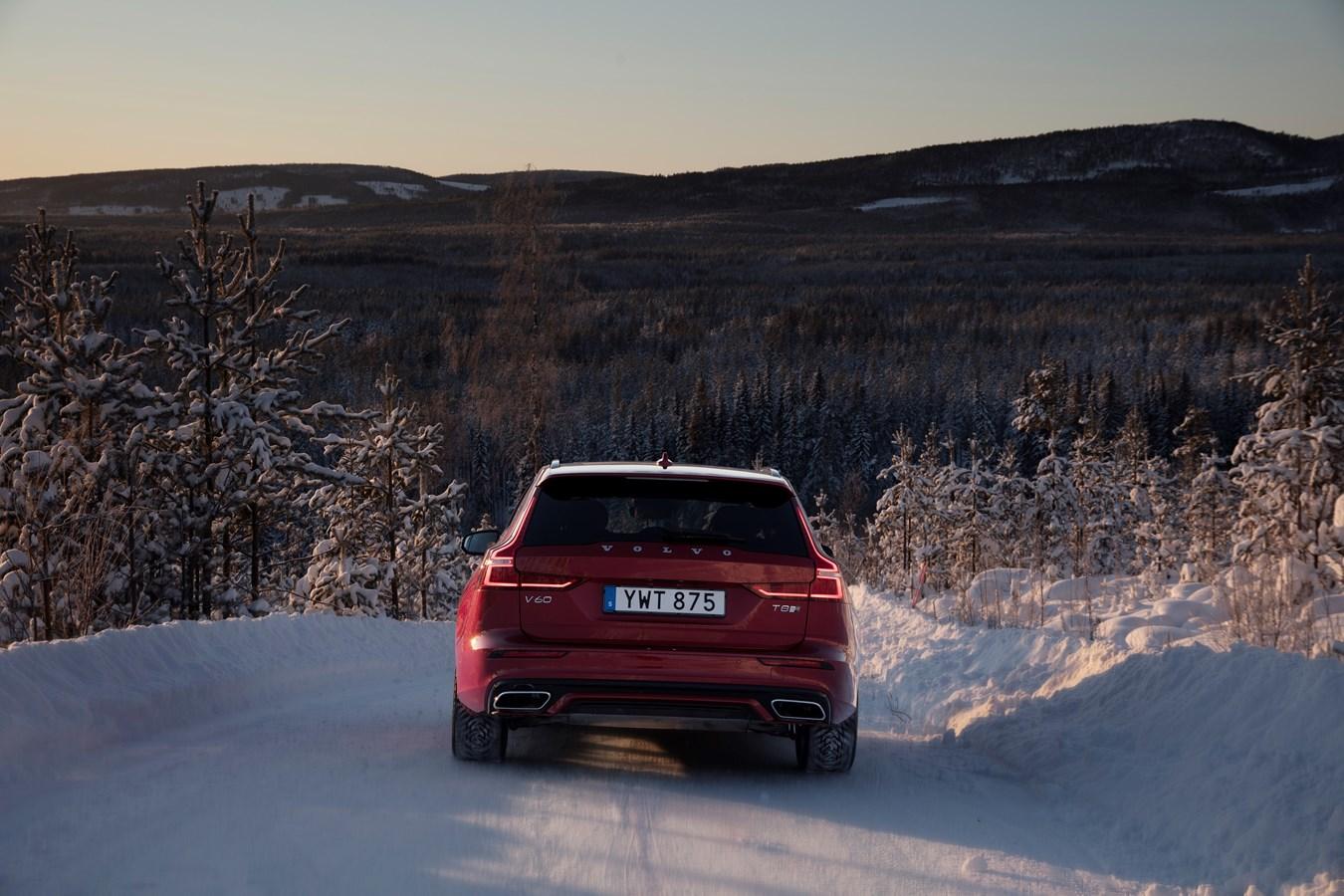 Volvo V60 2020 rijtest review, rating, interieur