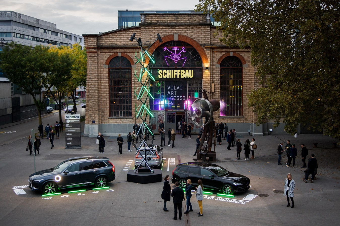 Volvo Art Session 2019