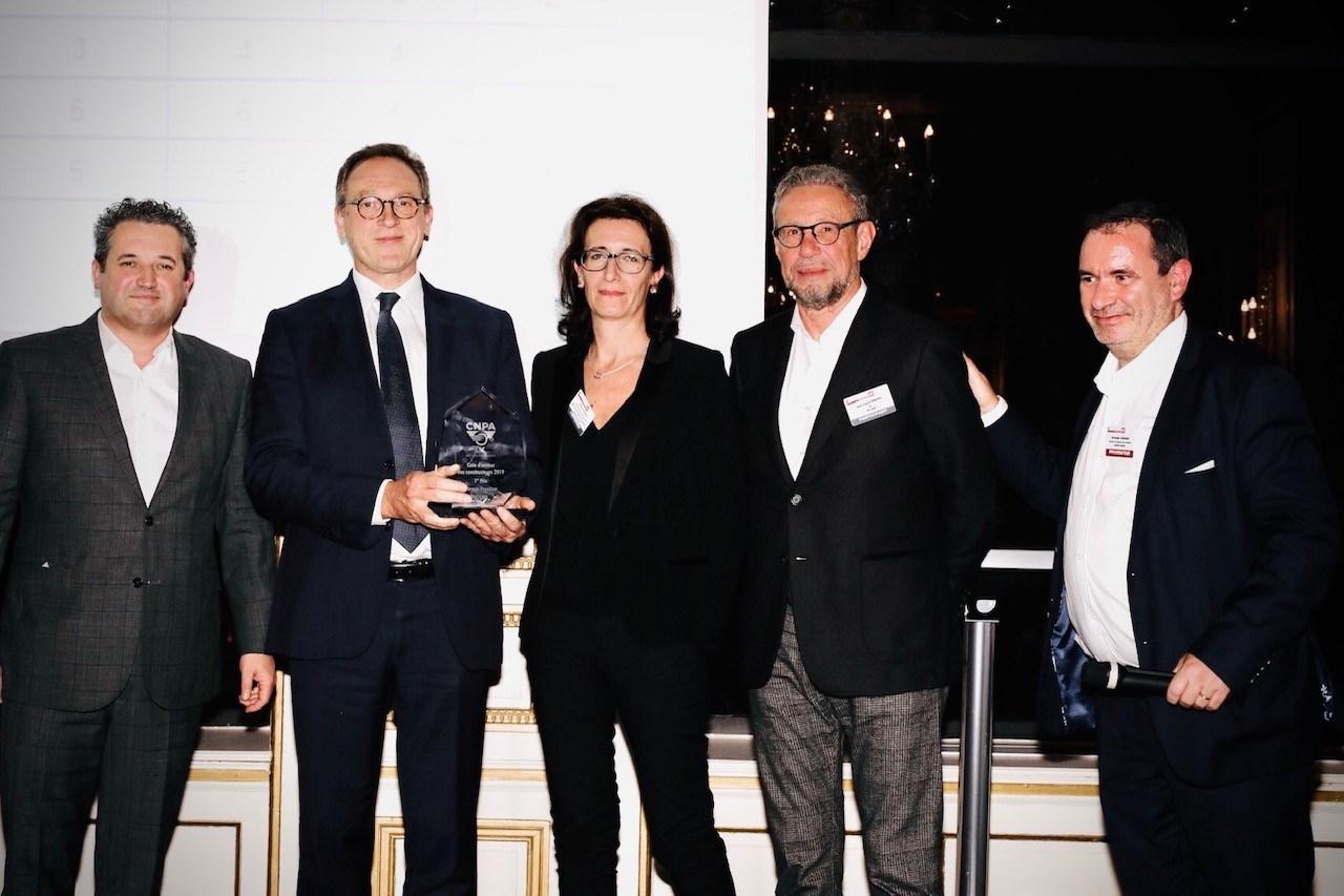 Volvo prend la première place du podium des marques premiums de la Cote d'Amour des Constructeurs en 2019