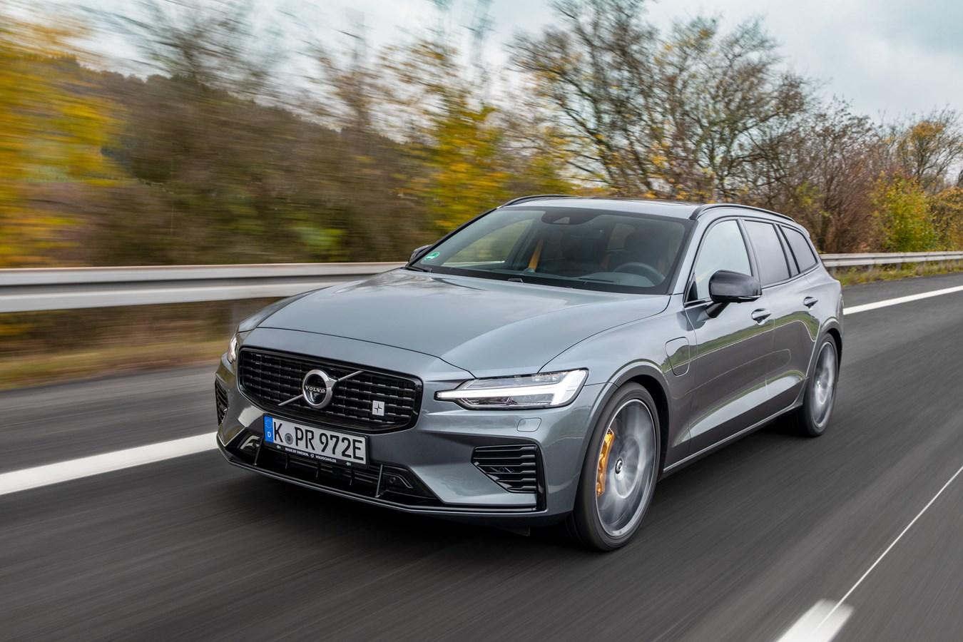 Volvo V60 T8 Twin Engine AWD Polestar Engineered