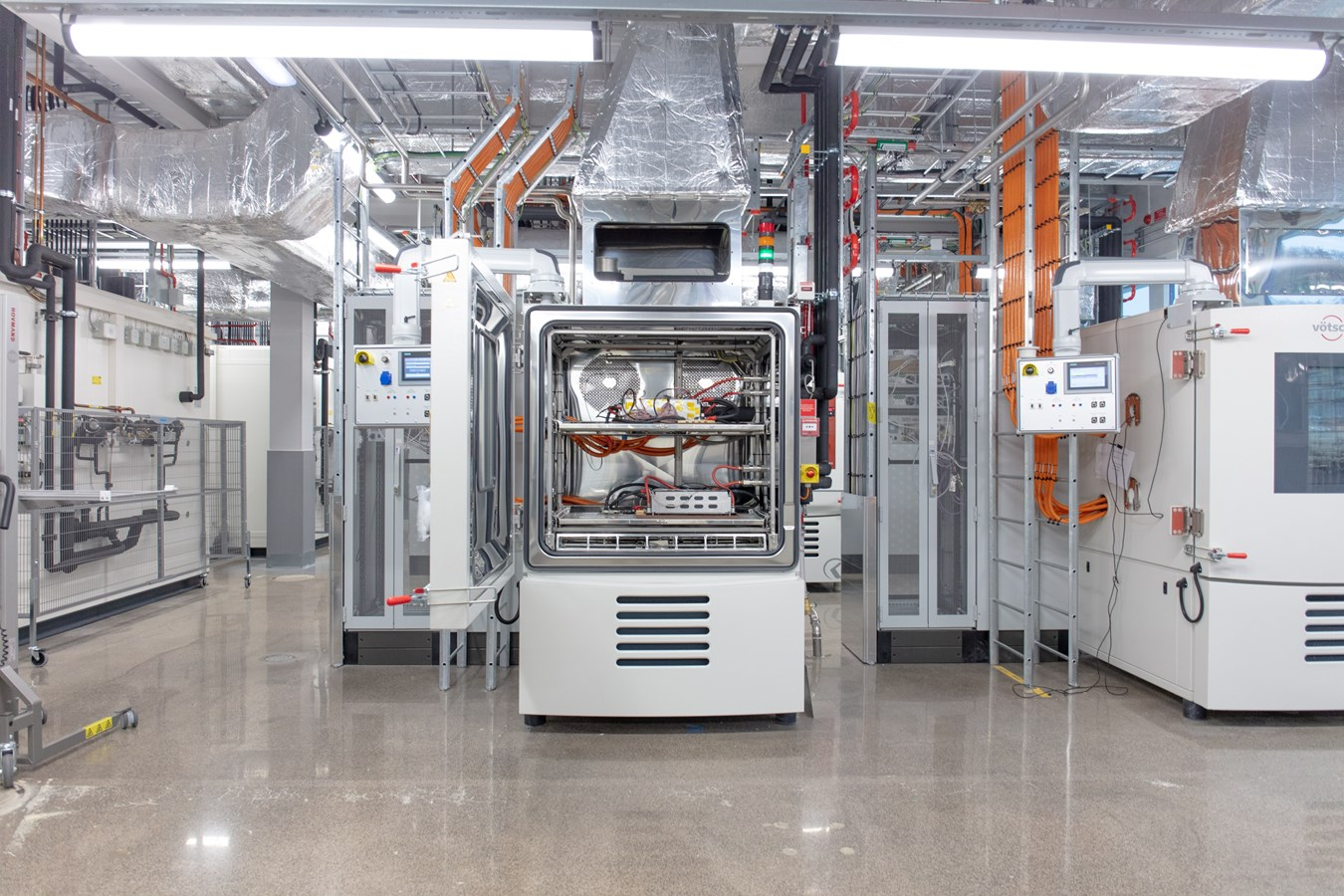 Volvo Cars Battery Lab