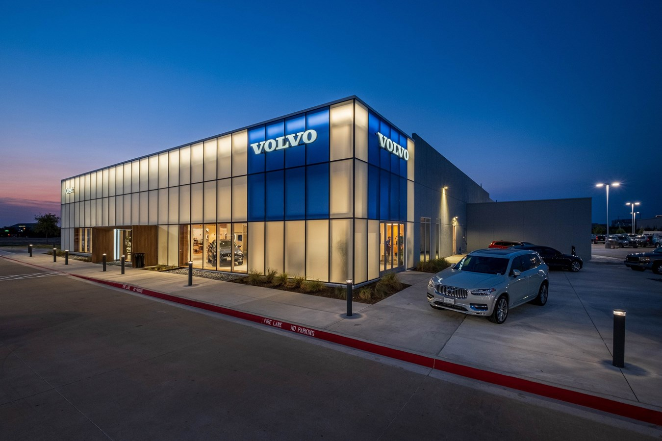 Volvo Dallas Retailer