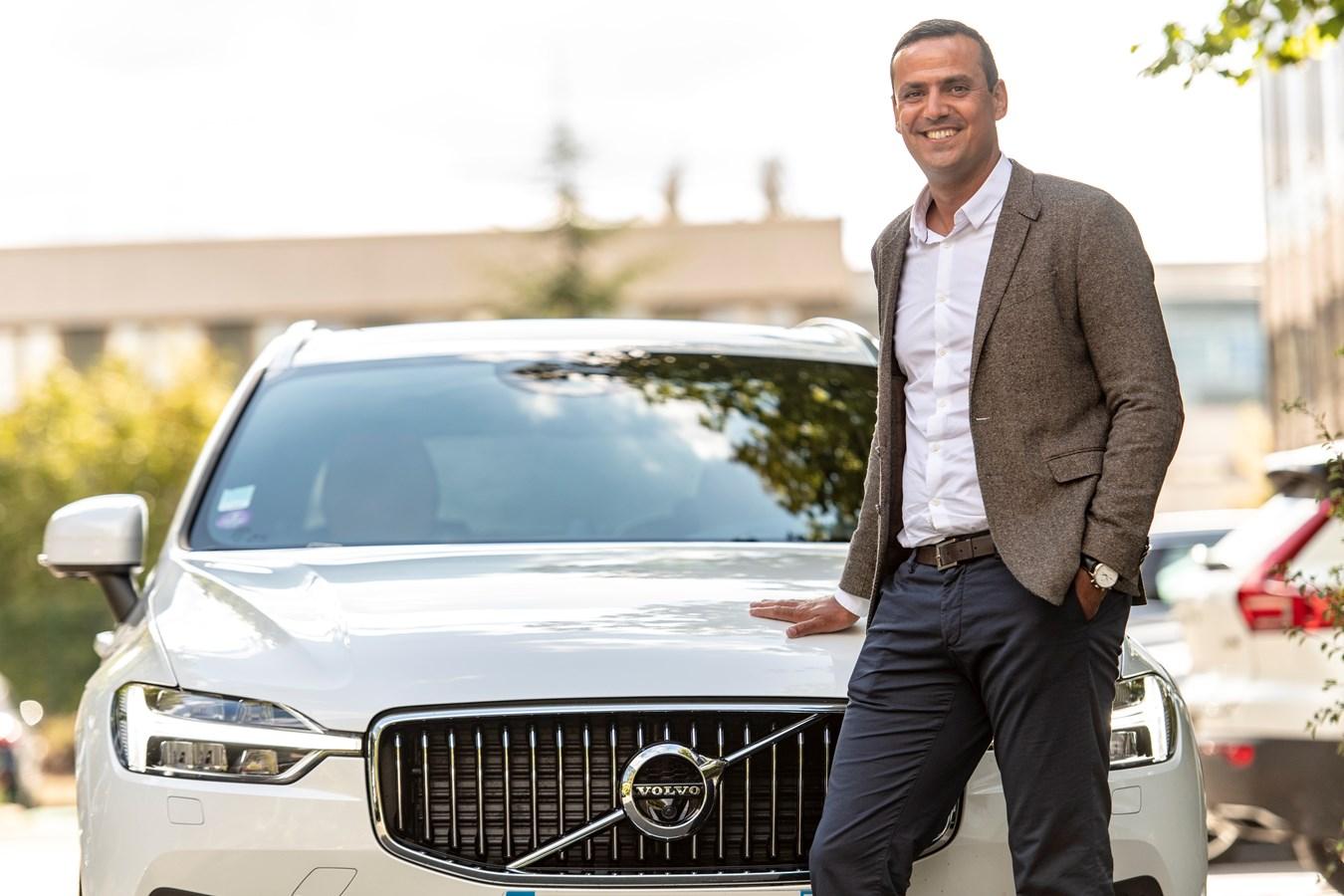Skander Bouraoui nommé Directeur Digital et IT de Volvo Car France