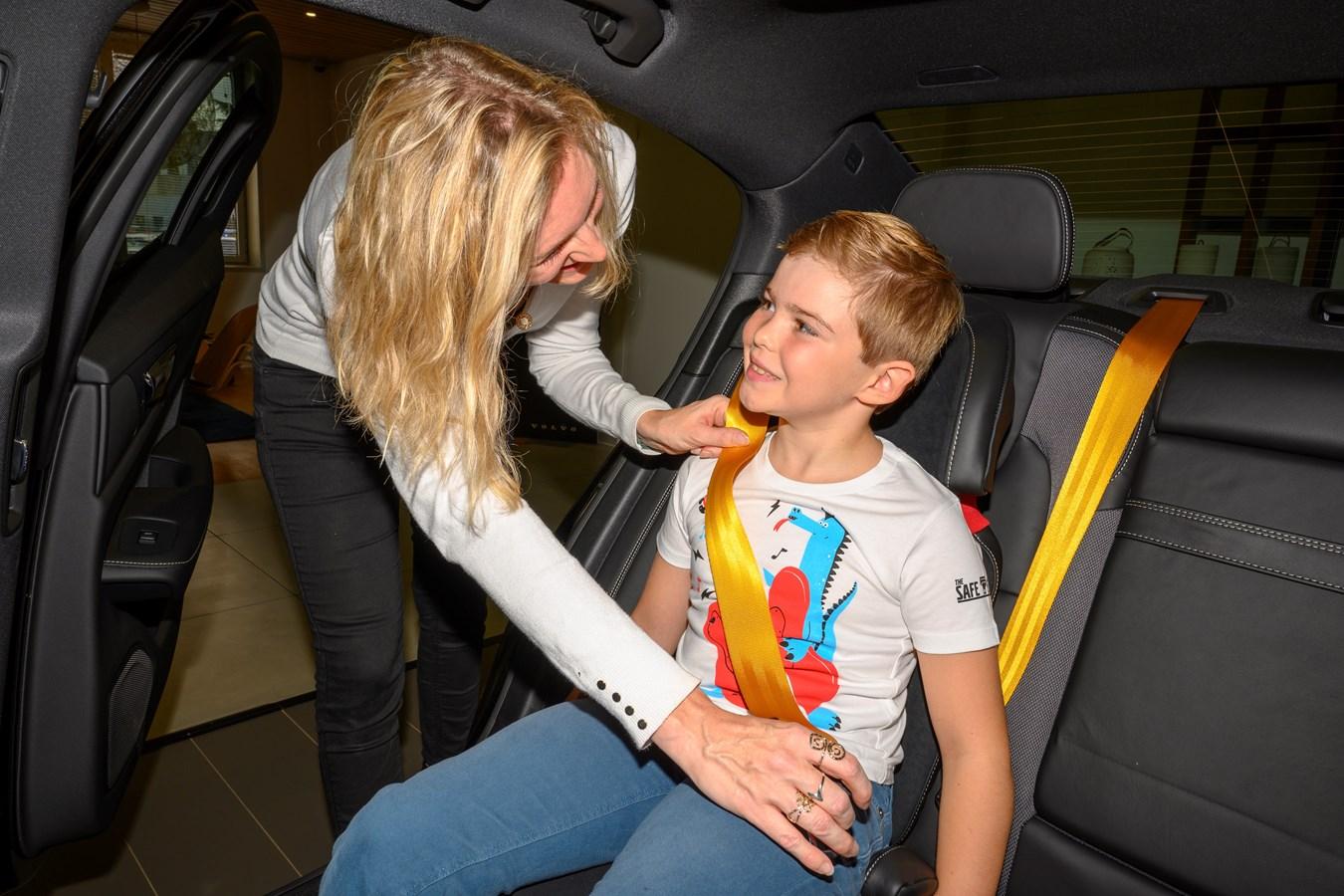 À l'occasion de la rentrée, Volvo Car France présente le « SafeTshirt »