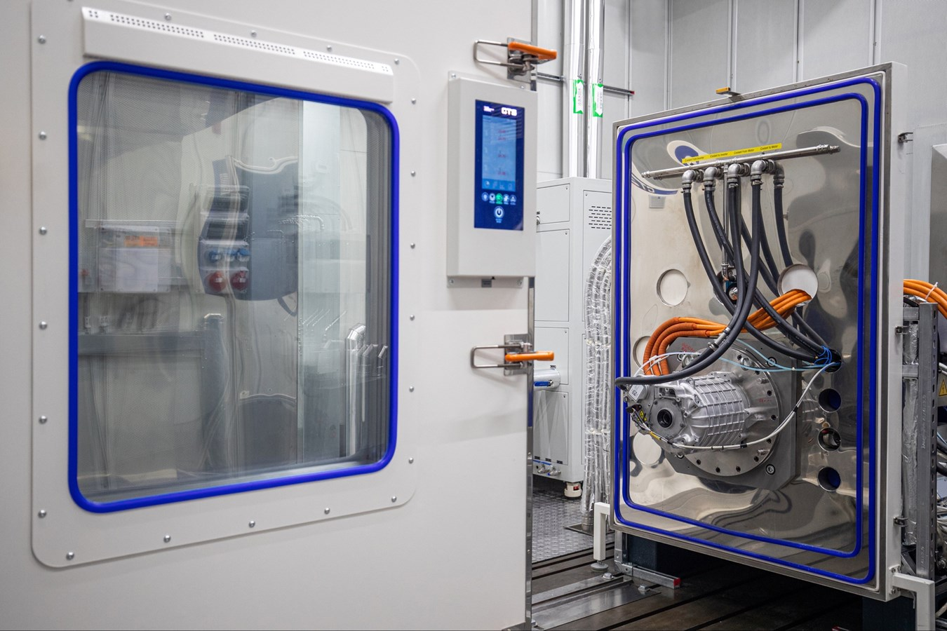 Volvo Cars invests in designing and developing electric motors in-house