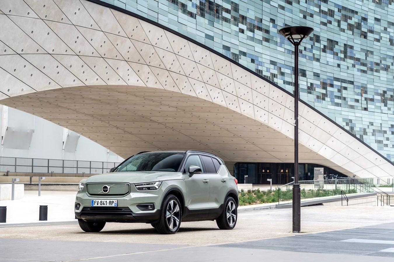 Volvo XC40 Recharge Twin 100 % électrique