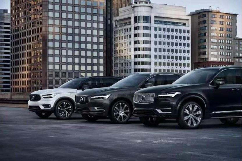 厚积薄发,临近2020年终沃尔沃汽车全系热销