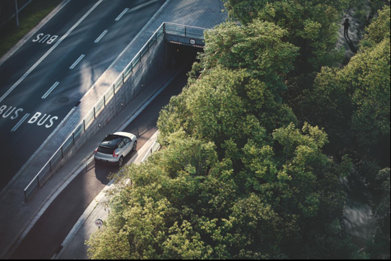 沃尔沃汽车以实际行动践行可持续发展观