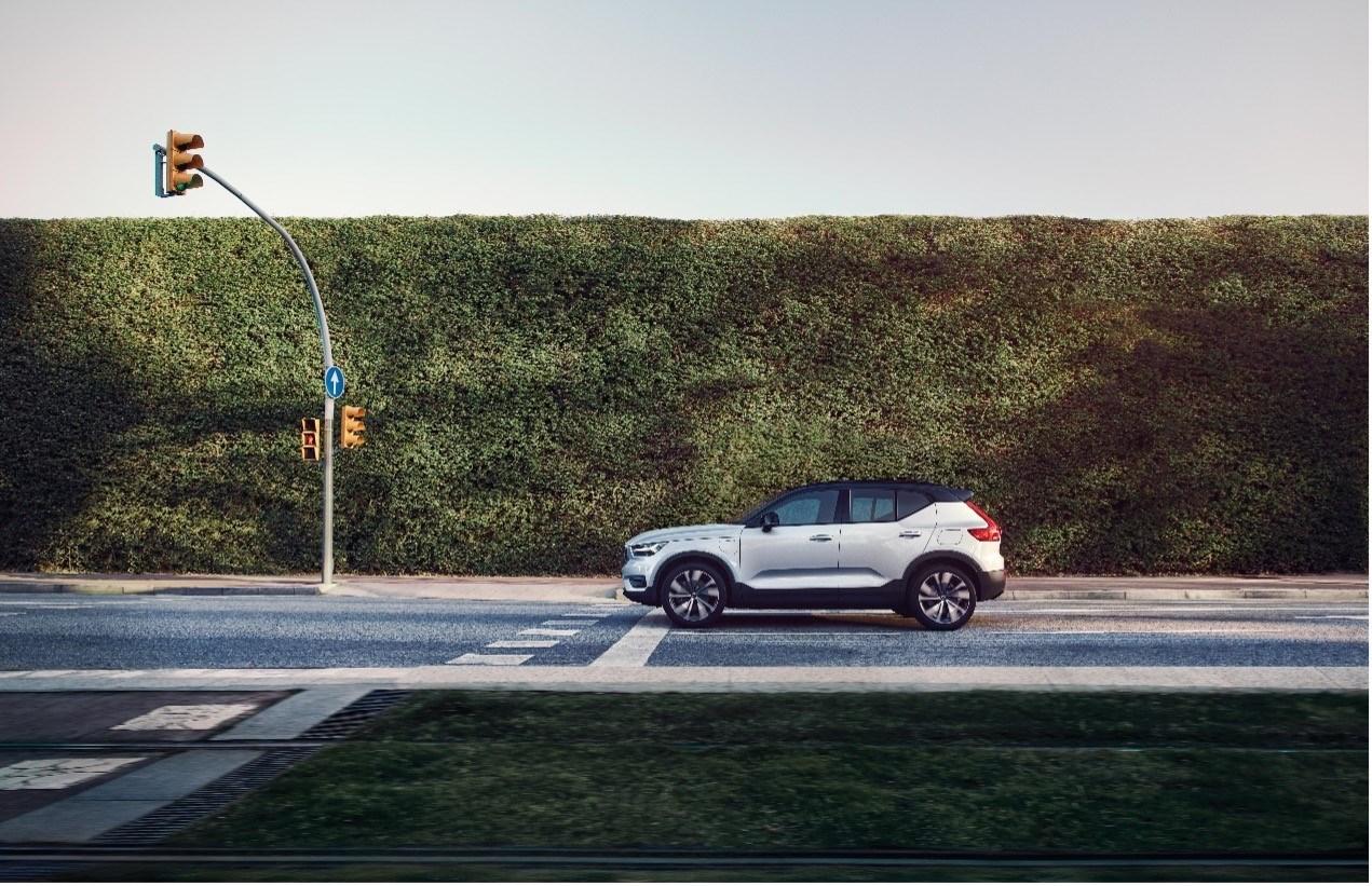 2030年,沃尔沃汽车将只销售纯电车型