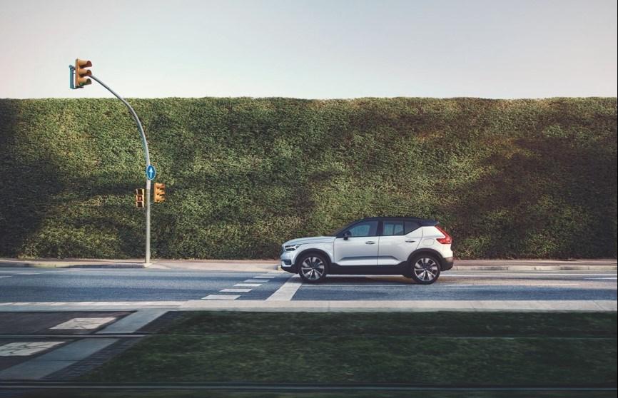 沃尔沃汽车公司计划到2025年将二氧化碳排放量减少40%