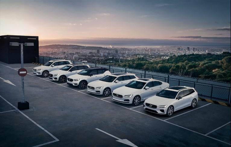 沃尔沃汽车2021年1月全球销量达59,588辆,同比劲增30.2%,其中SUV车型占比超七成