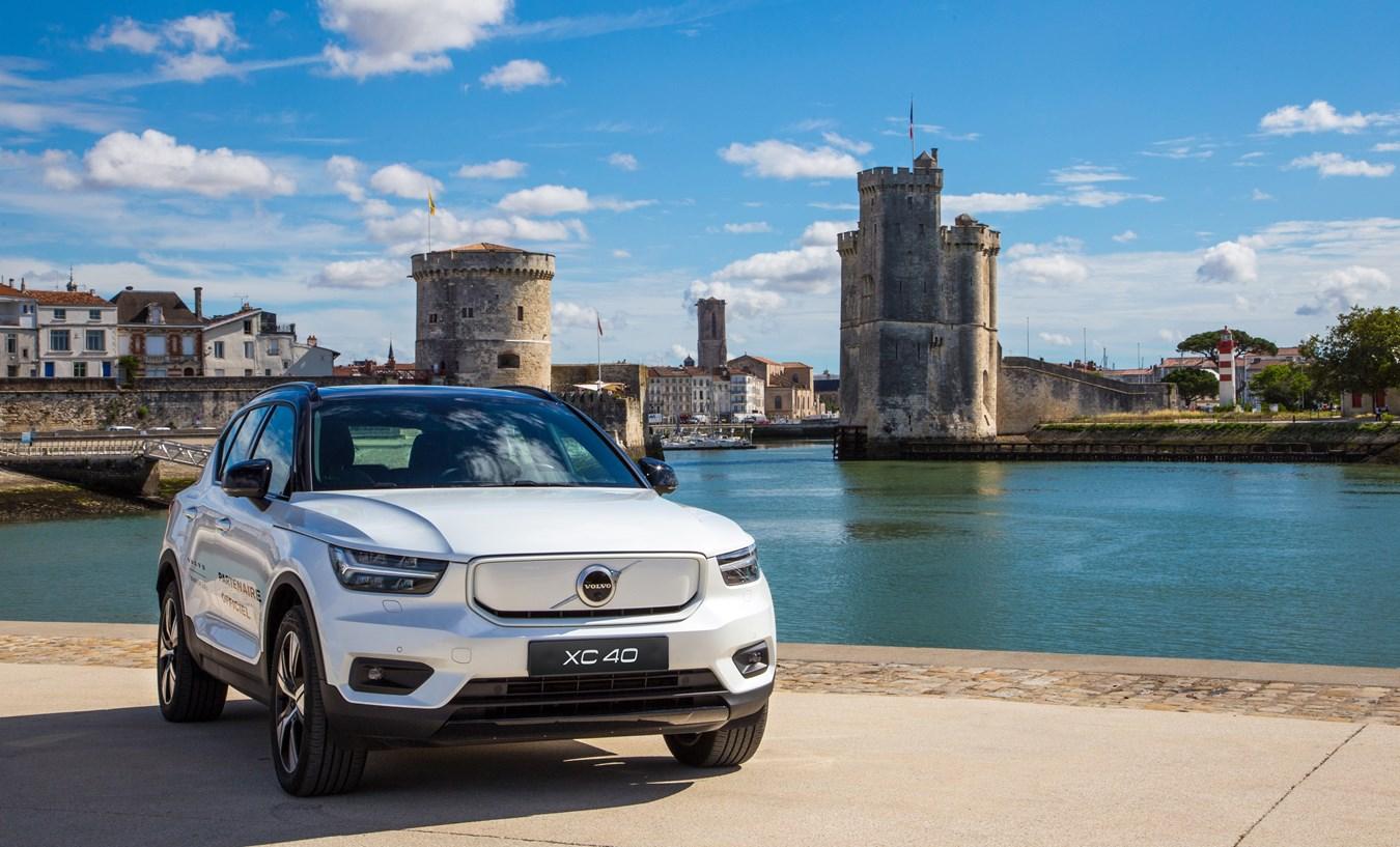Crédit photo : Studio Monsieur U - Volvo Car France devient le nouveau partenaire automobile du festival des Francofolies de La Rochelle pour l'édition 2021
