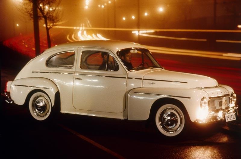 VOLVO PV544 IN PRODUCTION 1958-1965 - Volvo Car USA Newsroom