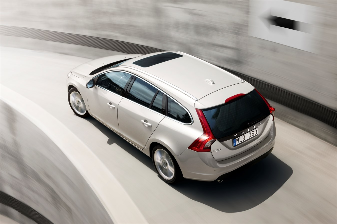 New volvo v60 sports wagon as sporty as the all new s60 volvo car group global media newsroom