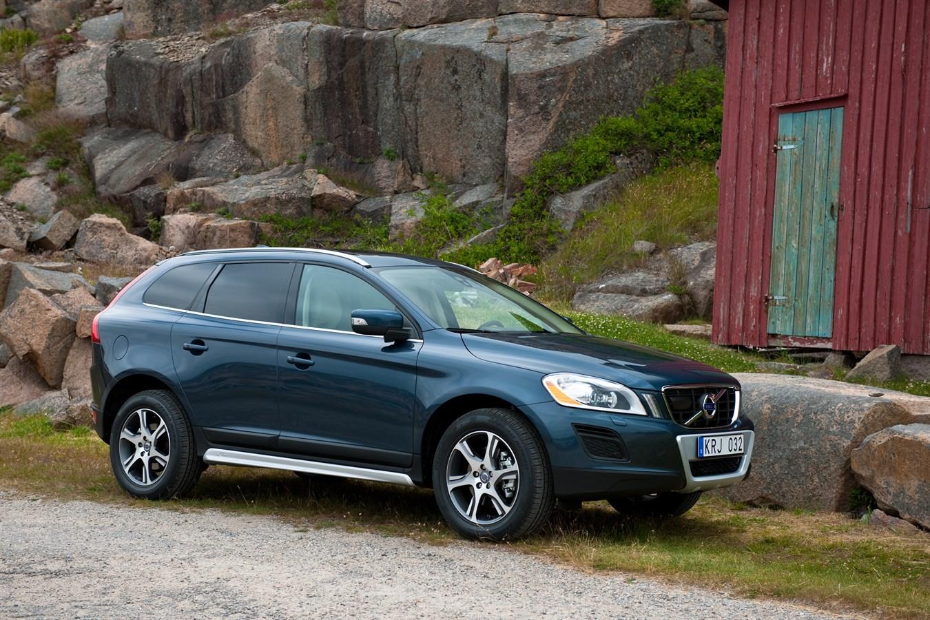 Volvo xc60 alternatives