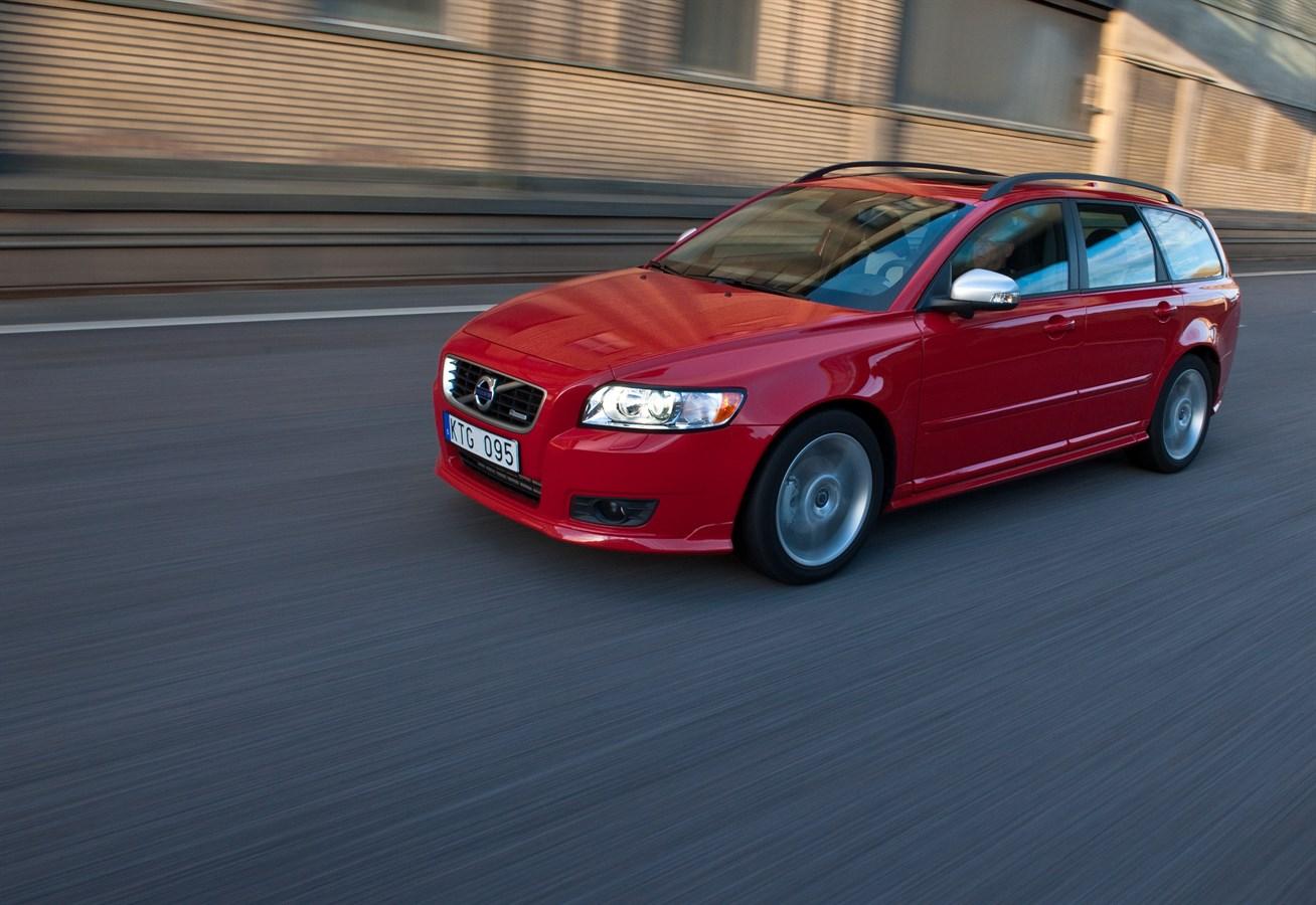 Volvo V50 R Design Volvo Cars Global Media Newsroom