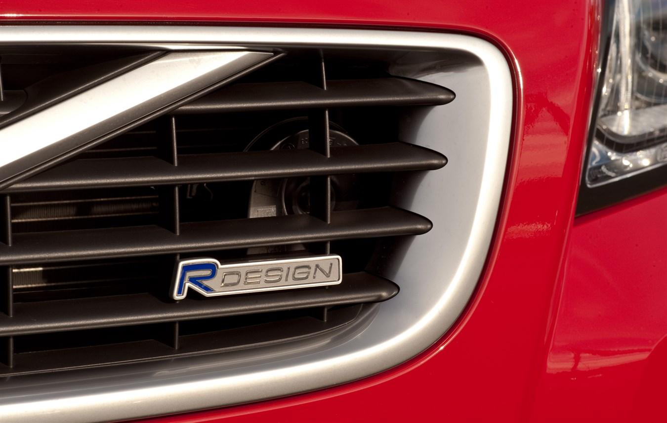 Volvo v50 r design