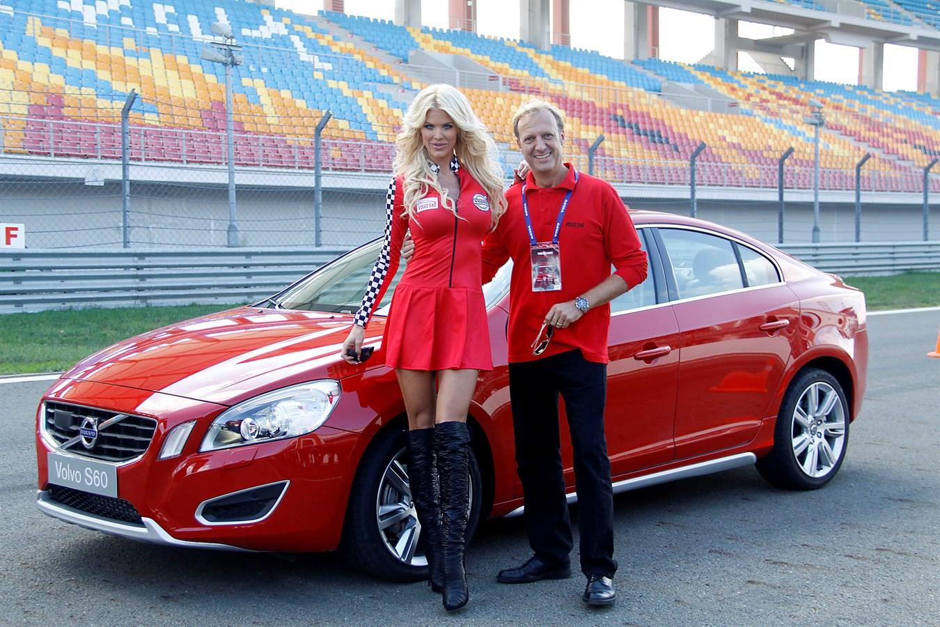 Cilgin Volvo S60 Turkiye De Volvo Car Turkey Haber Merkezi