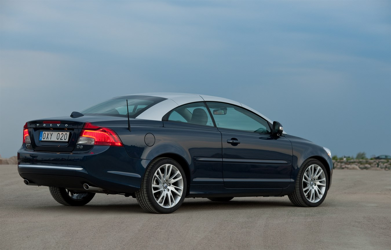 Volvo C70 Model Year 2012 Volvo Cars Global Media Newsroom