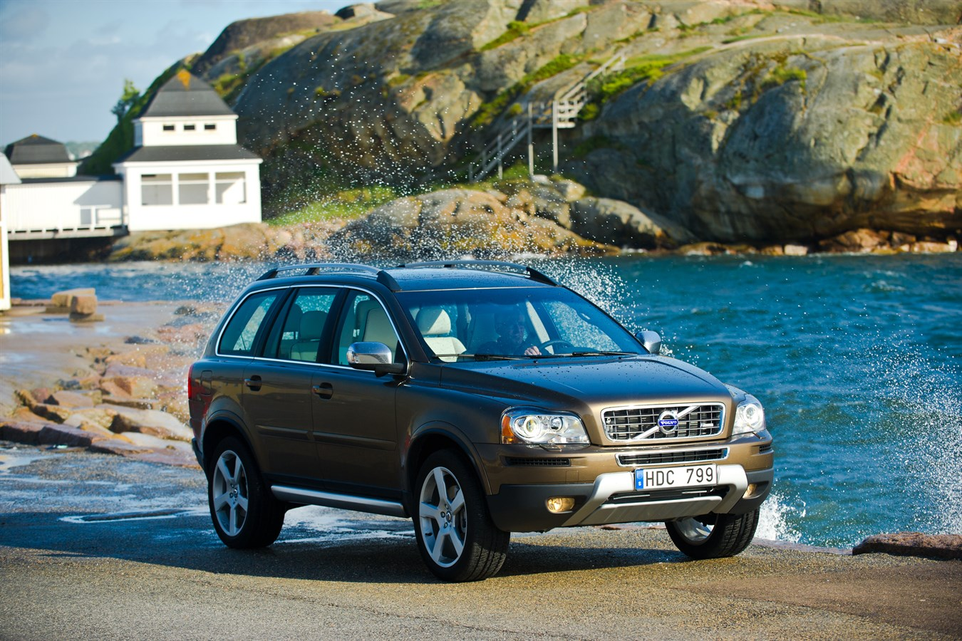 Volvo XC90 - model year 2012 - Volvo Cars Global Media Newsroom