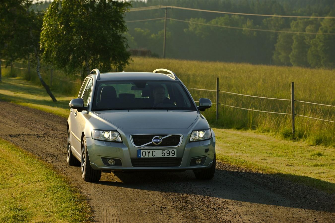 Volvo V50 - model year 2012 - Volvo Cars Global Media Newsroom
