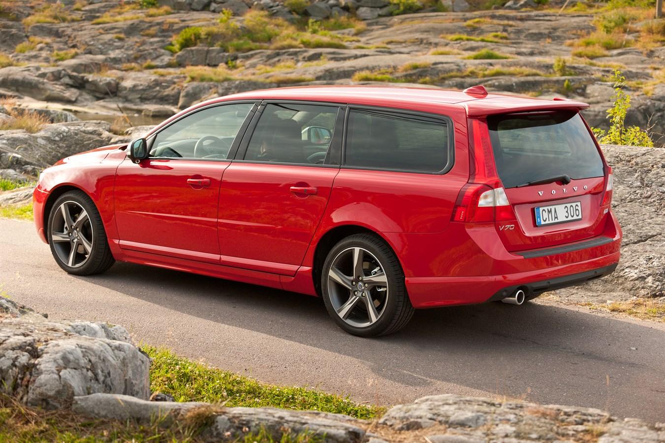 Volvo V60 Cross Country >> Volvo V70 - model year 2012 - Volvo Car Group Global Media Newsroom