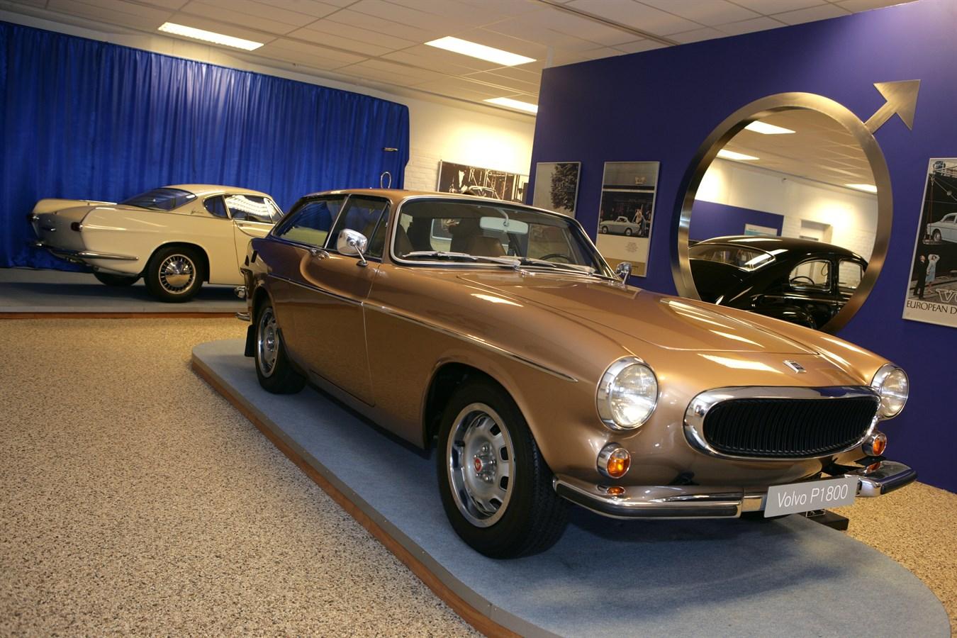 Volvo Museum, Gothenburg - Volvo Car Group Global Media Newsroom