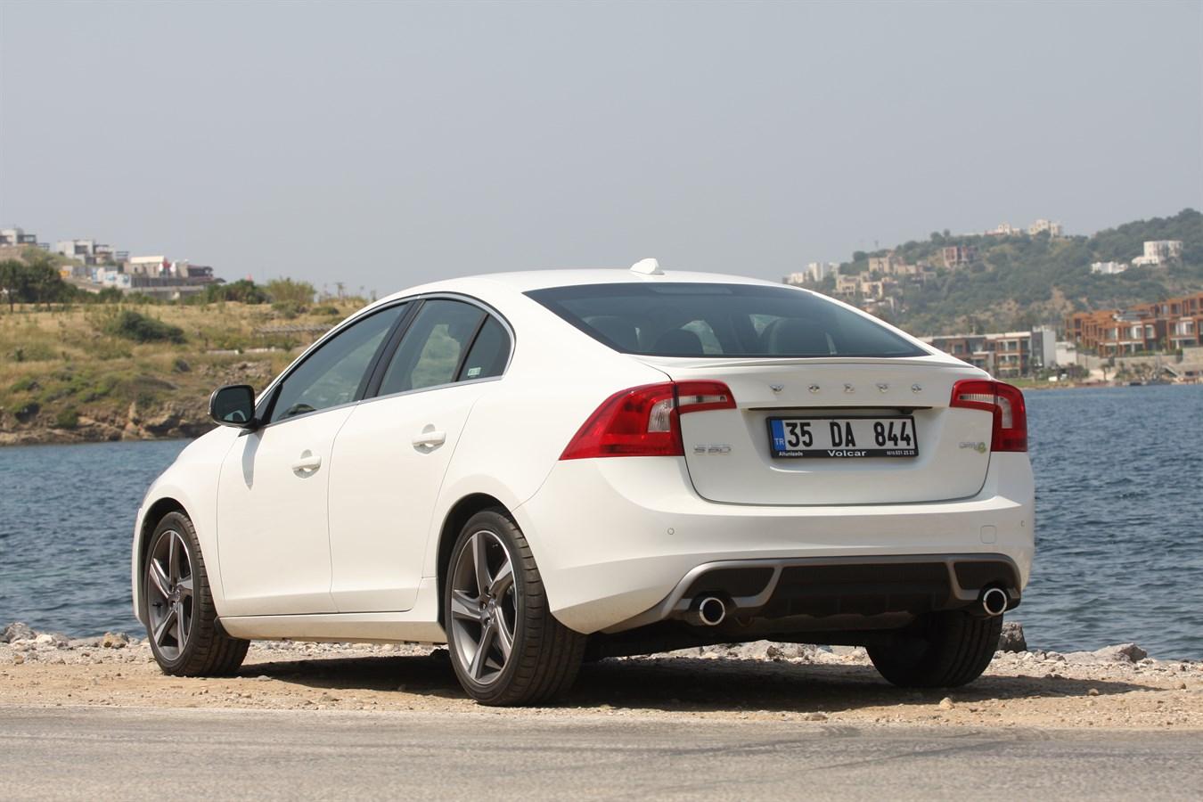 volvo'nun 'en iyi üçlü'sü türkiye'de: 1.6 lt - dizel - otomatik